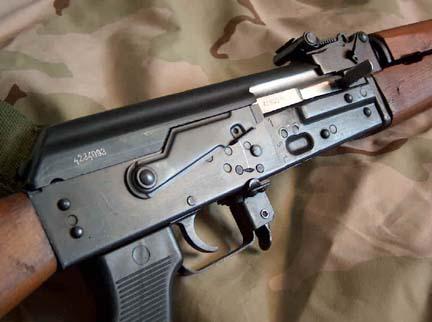 Dragunov dot net - The Iraqi Tabuk Sniper Rifle