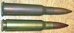 7.62 cartridges
