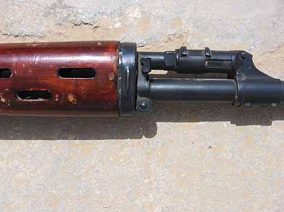 SVD adjustable gas system