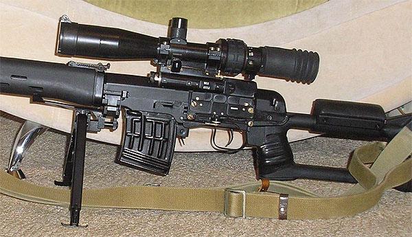 Dragunov dot net - Other Sniper Optics