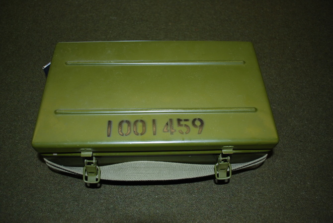 NDM-86 scope case