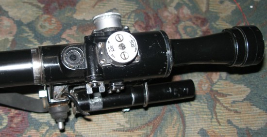 Romanian LPS scope from top