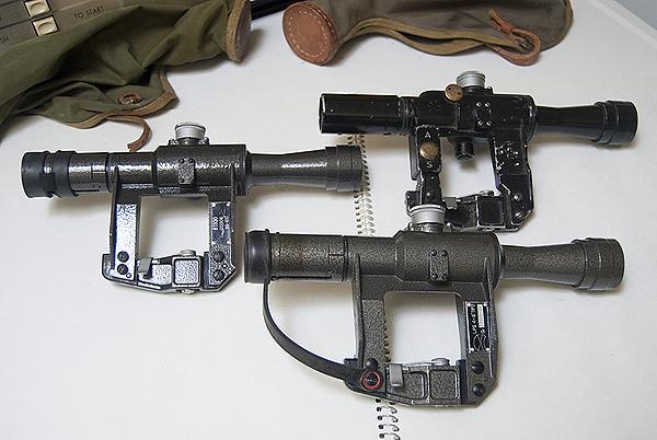 Dragunov dot net - Romanian LPS Rifle Scope