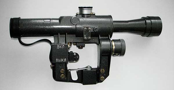 Russian PSO-1 Scope
