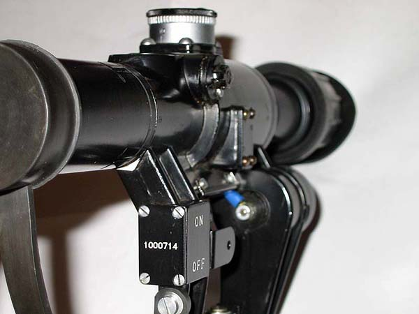 Export model scope