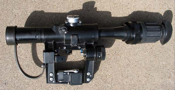Chinese NDM-86 Type jjj scope