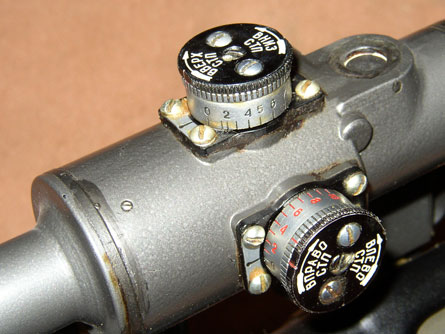 PSO-1 scope with IR detector