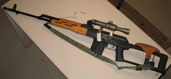 PSL custom stock